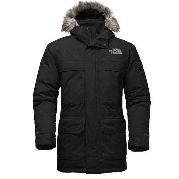 1b633799a Men's the north face hooded coat jacket - XXL